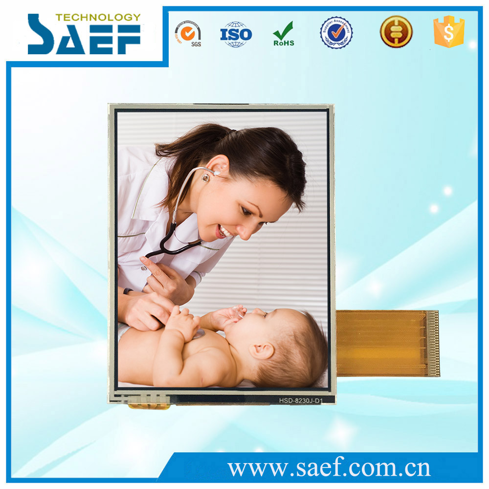 3.97 /4 inch 480*800 high brightness with chip ILI9806E-2 built-in RGB 24 BIT interface tft display screen