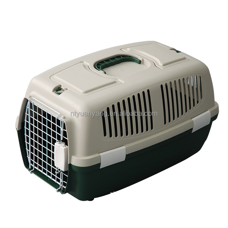 portable attractive design dog transport box cages