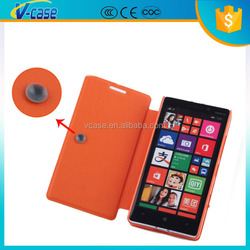 Colorful fashion style Leather fancy case cover for nokia Lumia 635 630