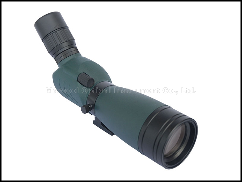20-60X60 ED lens Spotting scope high definition optical glass zoom telescope for outdoor bird hunting