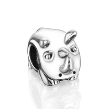 Cute Animal Shaped 925 Sterling Silver Charm Beads Fit European Jewelry Customize PDMB0095