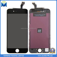 Mobile phone parts for iphone 6 lcd screen ,for iphone 6 mobile phone