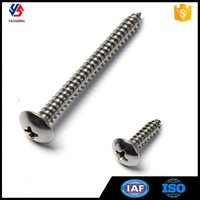 China Supplier Provided Free Sample Stainless Steel Self Tapping Bolt
