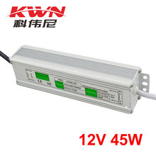 Shenzhen Supplier 12v 45w Waterproof Led Driver Ip67 with Two Years Warranty