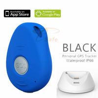 Waterproof IP66 Child GPS Personal Locator with Real Time Location super long battery,ET017S