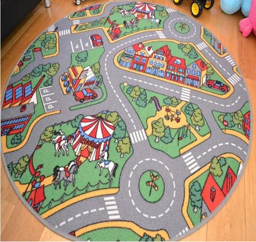 Durable Kids Road Play Area for Kids Playing