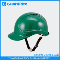 GuardRite brand abs safety helmet with chin strapface shield visor earmuff safety helmet earmuffs