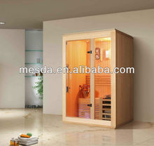 Dry Sauna Room WS-1203 (2-4persons) with starry sky