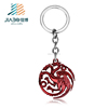 Game of Thrones House Targaryen Fire and Blood Dragon Game of throne Vintage Key chain