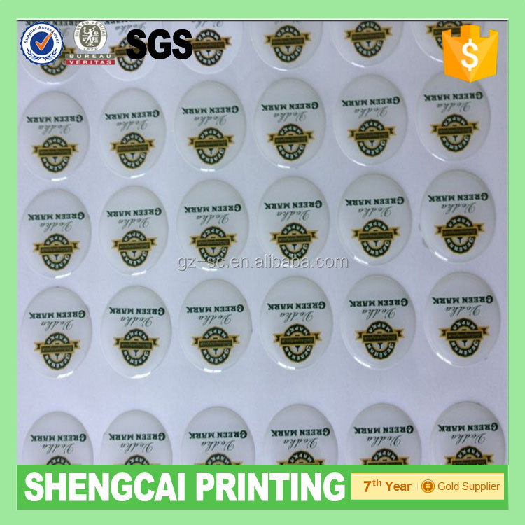 High Quality Dot Enamel Stickers Soft Enamel Hard Enamel Stickers