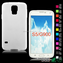 Ultra slim Matt TPU soft case for Samsung Galaxy S5 G900
