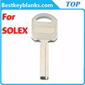 E339 Replacement Cheap Painted Types Of door key blanks suppliers ufq