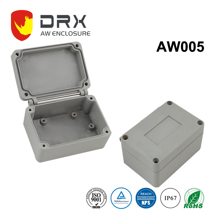 Customized OEM High Strength Underground Junction Box Sealed Metal Aluminum Enclosure
