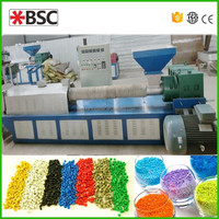 High Efficiency Waste plastic recycling machinery germany