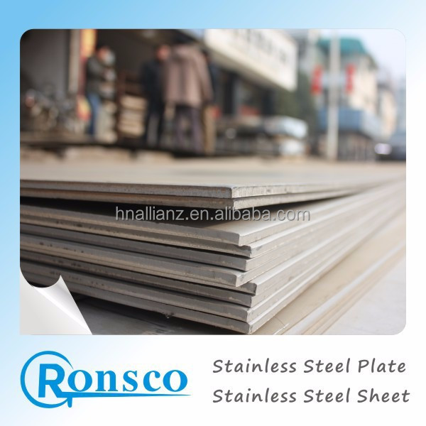 lisco secondary stainless steel raw material,manufacturer of ss steel 201 in china,high tensile steel plate