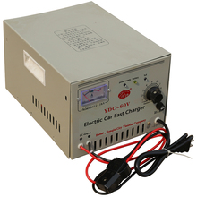 Full intelligence 60V electric vehicle battery charger