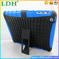 500pcs/lot Heavy Duty Rugged Armor Combo Defender Stand Tablet Cover For ipad mini Case Hard Shockproof