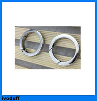 High Quality Zinc Alloy Opened Round Spring Ring
