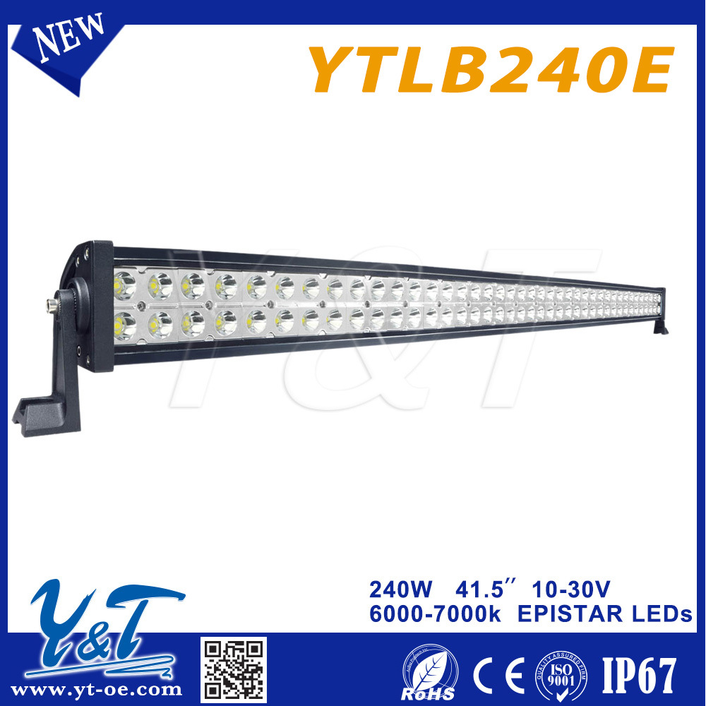 Auto led driving light bars,per New model various color light bar,Light 10~30V LED bar
