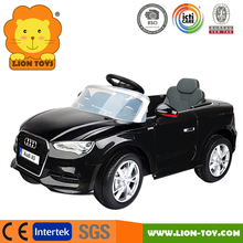 New Licensed Audi A3 Baby ride on car musical 2.4G Radio control electric ride on car for kids