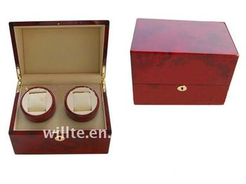 luxury watch display wood watch packaging box