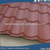 HOT Corrugated Roofing Sheet Zinc Aluminum