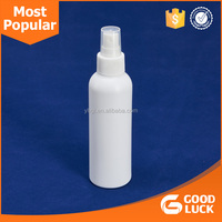 PE 24mm neck sprayer liquid medicine bottle 150ml cheap perfume bottles