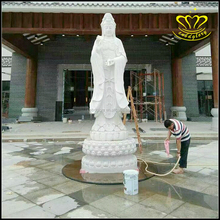 Life size garden buddha stone statues for sale