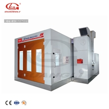Factory supply competitive price car powder coating spray booth oven