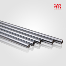 Alibaba Lishui steel metal linear hollow shaft for laser equipment