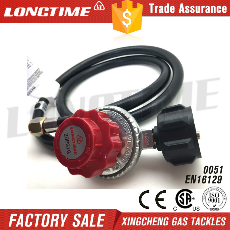 Propane Regulator for Gas Stove/Gas Cooker/Gas Heater/Gas Weedsburner