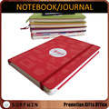 Promotional Gift Custom Hardcover Notebook with Elastic Band Closure