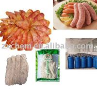 Natural dried hog sausage casing salted