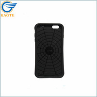 2 in 1 pc silicone hybrid football texture cell phone case for samung E7 cover for samung E7