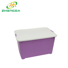 Various color new design wholesale plastic document storage boxes container