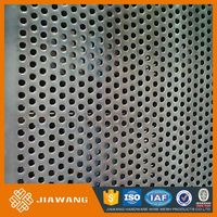 used steel perforated metal mesh panel prices