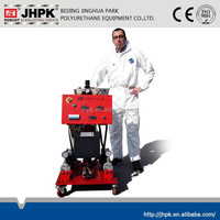 Cheap products polyurethane foam spray machine through CE certification
