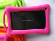 "Newest shock proof kids 7"" tablet case with handle, kids tablet cover child proof tablet case, kids tablet case with handle"