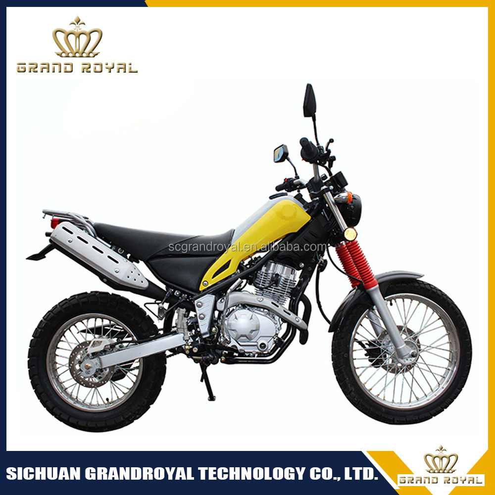 150cc Magician Wholesale China factory Five reverse circulation dirt bike