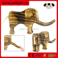hand carved wooden elephant wood elephant carving