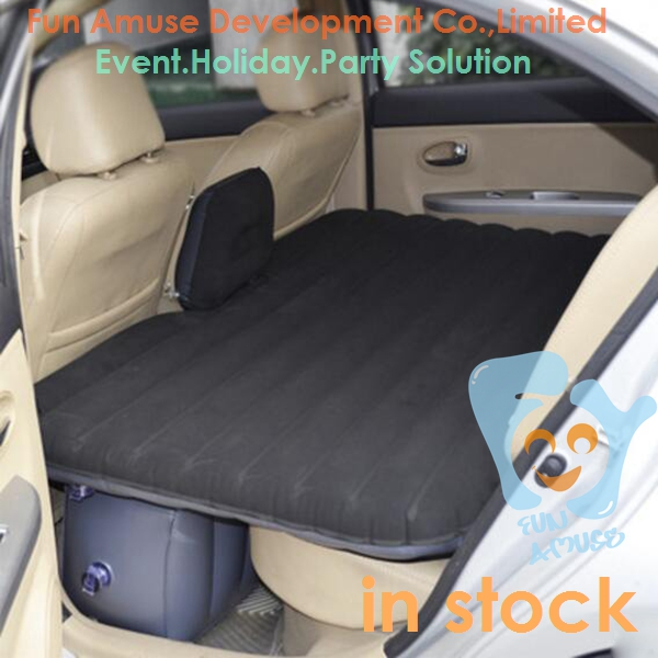 hot sale car back seat bed car mattress inflatable air bed