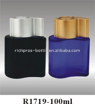 100ml glass perfume bottle for sale