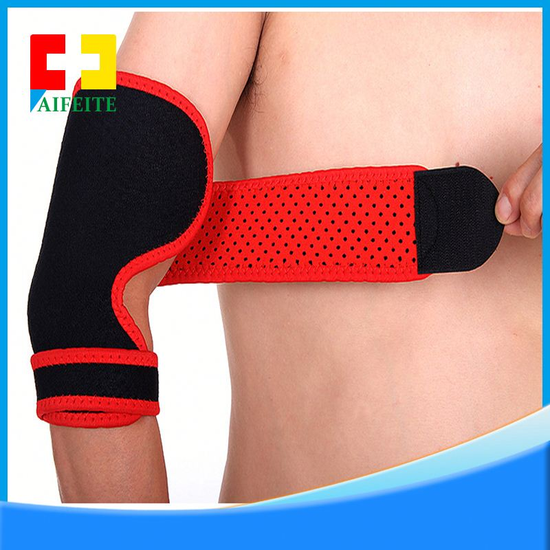 knee and elbow support ,H0T018 customized knee pad brace , promotional neoprene knee pad