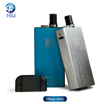 2017 most popular electronic cigarette 1.2/1.6ohm e-cig mod mini e cigarette lite Hbox mini mod from HSJ