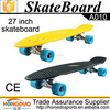 China palstic skateboard manufacturer
