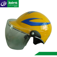 Scooter Motocross Summer PP Half Face Motorcycle Helmet without Visor