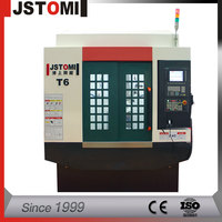 Vertical Low Cost Mini CNC Milling Machine 5 Axis