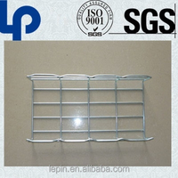 Lepin solid stainless steel wire mesh cable tray and accessories (CE,SGS,RoHS,IEC,NEMA)