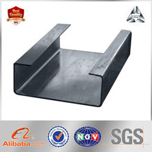 Galvanized Steel C Channel Price C Lipped Purlin from China supplier