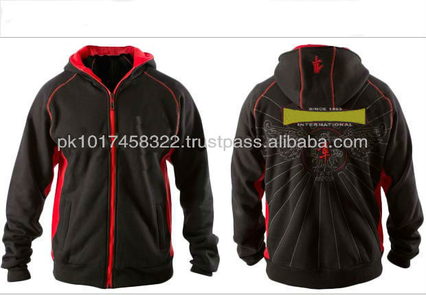 Custom hoodie 80% polyester and 20% cotton in top quality